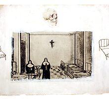 DEATHBED by Alvaro Sánchez