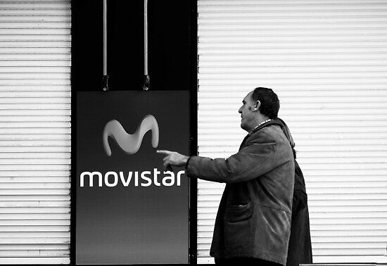 Who wants to be a Movistar ? by Berns