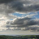 Big sky over Etherow Country Park by Mark Smitham
