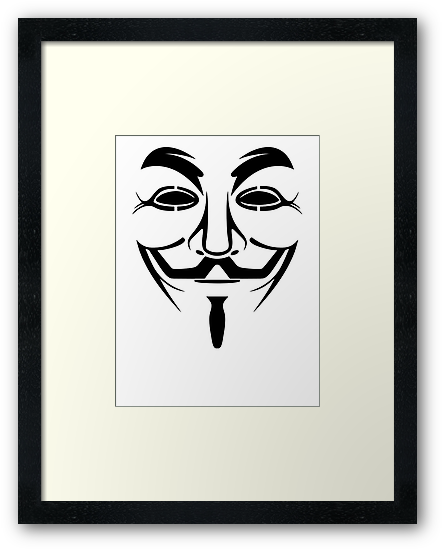 Guy Fawkes by Del Parrish