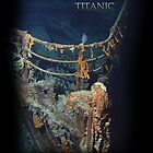 Titanic iphone No.3 by Chris Cardwell