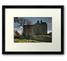 The Parish Church at Kirkliston Framed Print