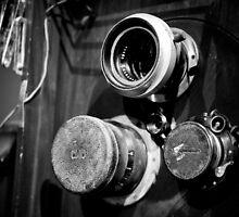 19th Century Camera by Mark Lee