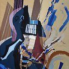 Duesenberg Guitar (disassociation) by Franko Camue