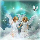 Where Angels Tread by Morag Bates