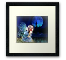Contemplate Your Dreams Framed Print
