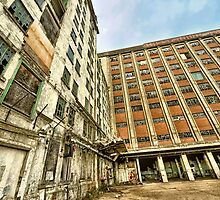 Millennium Mills III by Lea Valley Photographic