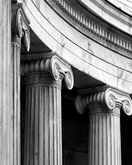 Classical details 2 by woodnimages