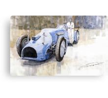 Bluebird 1933 Daytona Malkolm Campbell Canvas Print