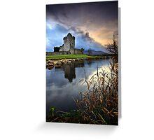 Ross Castle - Killarney Greeting Card