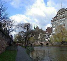 Walking in Strasbourg by romanosmat