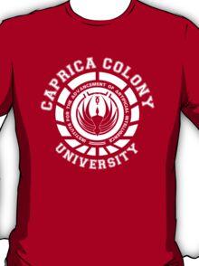 Caprica Colony University T-Shirt
