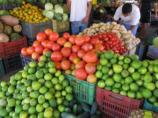 Citrus Fruits - Citricos by PtoVallartaMex