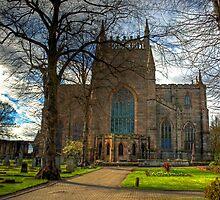 Abbey Church by Tom Gomez