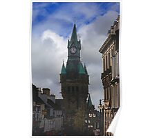 Fairytale Tower Poster