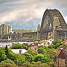 Harbour Bridge View by TonyCrehan