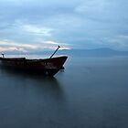 Fishing boat by Christopher Lloyd