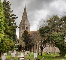 St Mary, Langley by Dave Godden