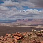 Vermilion Cliffs and Marble Canyon by Jeff Goulden