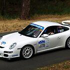 Porsche GT3 by Geoffrey Higges