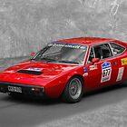 Ferrari 308 GT4 Duo by Geoffrey Higges