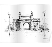 Gateway of India  Poster