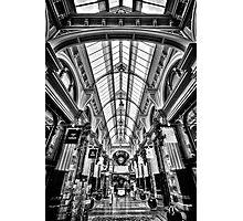 The Block Arcade Photographic Print