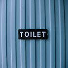 TOILET by Kristian Faul