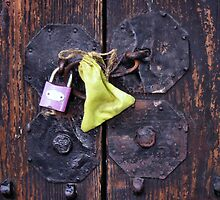 Door riddle (1) by Marjolein Katsma