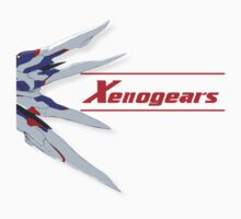 Xenogears by seventh7