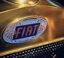 Fiat Grill by Jason Battersby Design