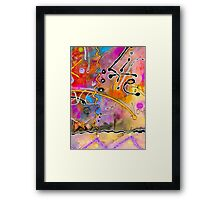 Love of Life Series - LIFE Framed Print