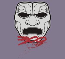 300 Movie Immortal Sparta T-Shirt by jcalvinded