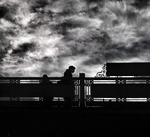 At the 125th Street Station by Mary Ann Reilly