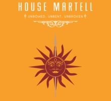 House Martell Tee by liquidsouldes