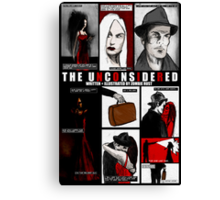 The Unconsidered Canvas Print