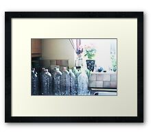 Containers(2) Framed Print