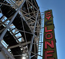Coney Island Cyclone by depsn1