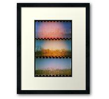 rio de los americanos Framed Print
