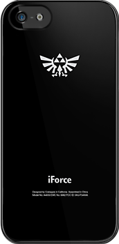 Zelda Tri-Force Logo (Apple Icon Replacement)  by huckblade