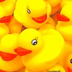 Rubber Duckies by D. D.AMO