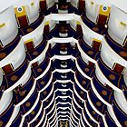 inside Burj al Arab by supergold