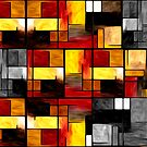 Abstract Rectangles #4 by Fred Seghetti