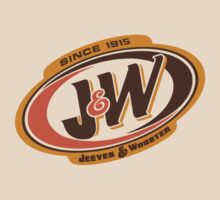 Jeeves and Wooster Logo by GhostGlide