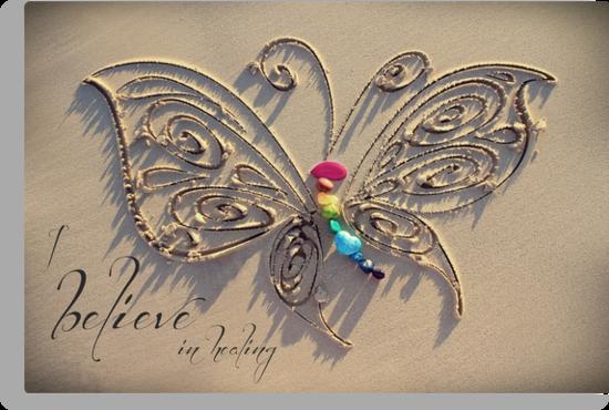 I Believe in Healing by CarlyMarie