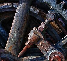 Gears 2 by Jeffrey  Sinnock