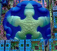 Stay Puft Marshmallow Man Invades NYC  (UF0591) by barrowda