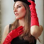Red Cabaret 1 by Elyn