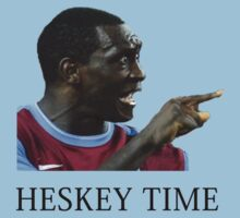 Heskey Time by Sam Stringer