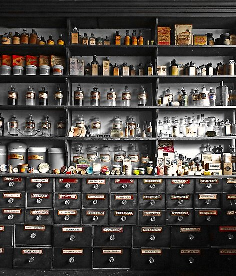 The Apothecary by Yampimon